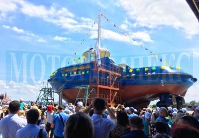 Компания «МОТОРИМПЕКС» на выставках «СУДОСТРОЕНИЕ - 2018» и «Водный транспорт»