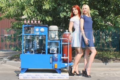 Гидравлическая станция СМИ-940 – производство компании «Моторимпекс» пополняет линейку проектов