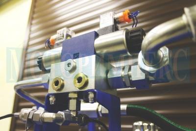 Маслостанции – Новые изготовленные проекты конструкторского бюро «Моторимпекс»