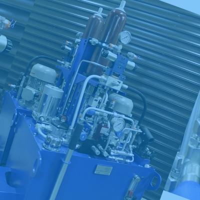 Серійне виробництво маслостанцій Виробничим Підприємством «Моторімпекс»