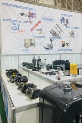 Предлагаем гидрооборудование для коммунальной техники на выставке «КомунТех-2019»