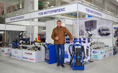 Компания «МОТОРИМПЕКС» принимала участие на выставке «AGROEXPO-2018»
