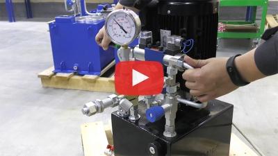 Показуємо монтаж адаптера типу Serv-Clip 2 в гідросистему