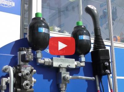 Гідрообладнання від «Моторімпекс» на «Агро-2019» – Відеозвіти