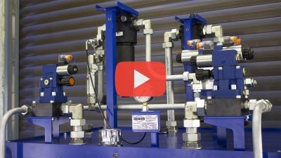 Маслостанция МІ-1388 – Гидропривод для коксотушильного электровоза
