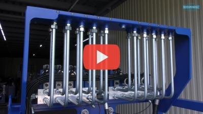 Відеоогляд нової маслостанції виробництва ВП «Моторімпекс»