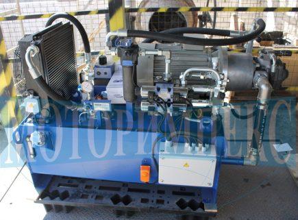 Гидравлическая станция МИ-150