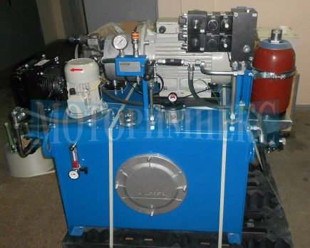 Гидравлическая станция МИ-12350