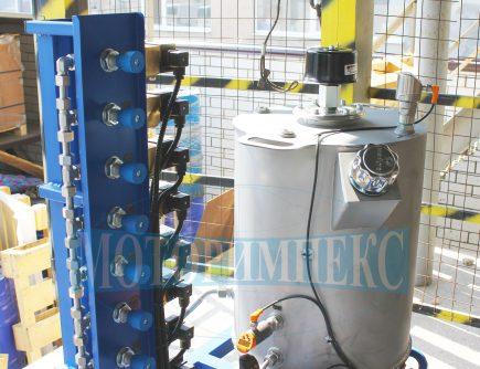 Гидравлическая станция МИ-400
