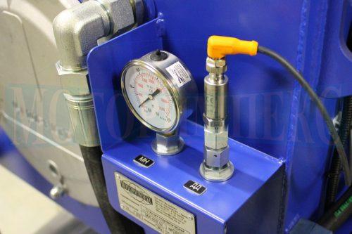 Контрольно-вимірювальна апаратура гідравлічної станції МІ-928