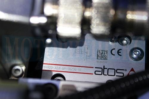 Пропорційний регулятор витрати QVHZO виробника Atos маслостанції МІ-928