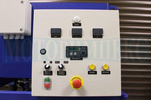 """Шафа управління гідравлічної станції МІ-928 виробництва компанії """"Моторімпекс"""""""