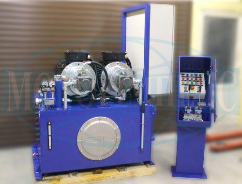 Маслостанция МИ-1130 с автоматической системой управления производства компании «Моторимпекс»
