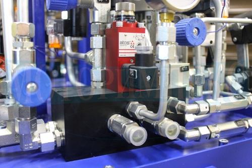"""Реле тиску MAP (Atos) на монтажній плиті виробництва компанії """"Моторімпекс"""" - МІ-1260"""