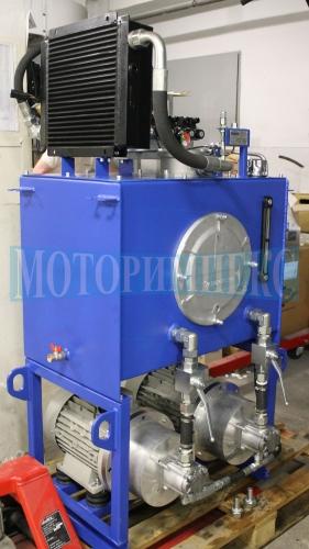 Гидравлическая станция МИ-509 производства компании «Моторимпекс»