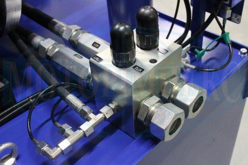 Гидравлический блок маслостанции МИ-1130 производства компании «Моторимпекс»