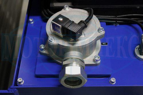Сливной фильтр с электрическим индикатором загрязненности