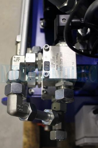 Картриджный нормально-открытый клапан в монтажной плите Luen на 80 л/мин - МИ-684
