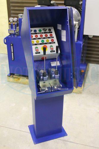 Пульт управления маслостанции МИ-1130 производства компании «Моторимпекс»