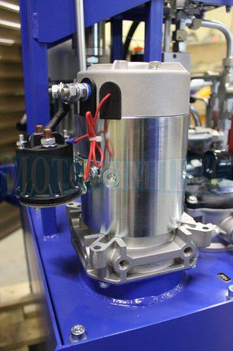 Электродвигатель постоянного тока гидростанции МИ-1260