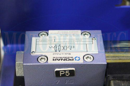 Гидрораспределитель Ponar 4WE6C 32/G24NZ4 на маслостанции МИ-684