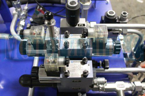 Гідророзподільники WE6 виробника Ponar та монтажна плита виробника Luen