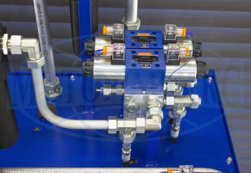 Гидравлический узел маслостанции МИ-1388