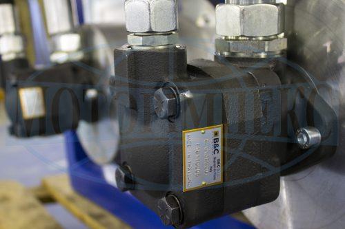 Пластинчатые гидронасосы серии BG от производителя «B&С»