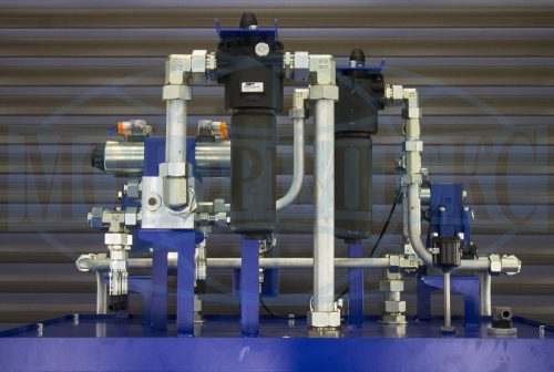 Напорные фильтры HMM422 от «OMT» маслостанции МИ-1388