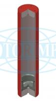 Гідроакумулятори поршневі AP