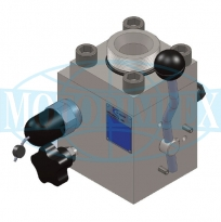 Блоки безпеки BS для гідроакумуляторів