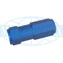 Нерегульовані дроселі 020275 ADR-10 зі зворотним клапаном