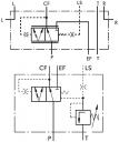 Клапаны приоритета PR для насос-дозаторов HKU(S)5