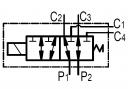 Дивертора 6-ти лінійні секційні RS04