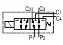 Дивертора 6-ти лінійні секційні RS06V