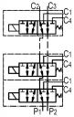 Диверторы 6-ти линейные секционные RS10