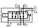 Диверторы 6-ти линейные секционные RS10T