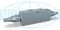 Гальмівні клапани двосторонньої дії VBCD DE A CC