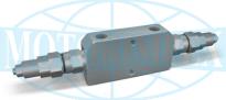 Гальмівні клапани двосторонньої дії VBCD DE CC