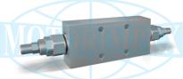 Тормозные клапаны двустороннего действия VBCD DE FL CC