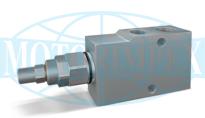 Гальмівні клапани однобічної дії VBCD SE A CC