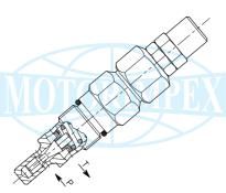 Невитiкаючi картриджні запобіжні клапани VMP-35
