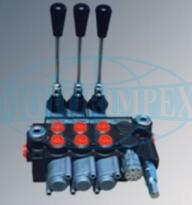 Гидрораспределители моноблочные 3PF40 с приоритетным клапаном