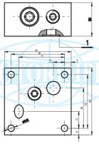 Клапани постiйного напрямку потоку UZFC5 для регуляторів витрати 2FRM5