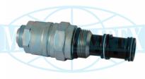 Картриджные редукционные клапаны UZRS6