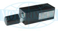 Редукционные клапаны UZCR6