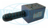 Редукційні клапани UZRC10