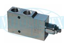 Тормозные клапаны одностороннего действия UZPHE6