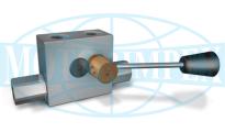 Гідрозамки односторонньої дії VBPSE c / RUB з краном