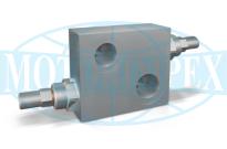 Запобіжні клапани VAU OM WSC двосторонньої дії для гідромоторів DANFOSS серії OMP і OMR